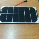 Panneau solaire 6V 3.4W