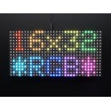Matrice de 16x32 LED RGB