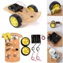 base roulante robot en kit