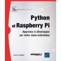 livre Python et Raspberry Pi - Apprenez à développer sur votre nano-ordinateur