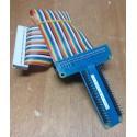 Connecteur Raspberry et câble nappe