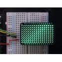 LED Charlieplexed Matrix - 9x16 LEDs - Vert