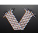 Nappe de 40 jumpers premium Femelle-Femelle (300mm)