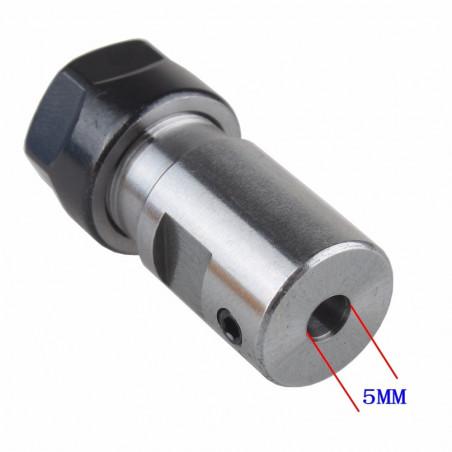 Arbre moteur Mandrin ER11A 5mm