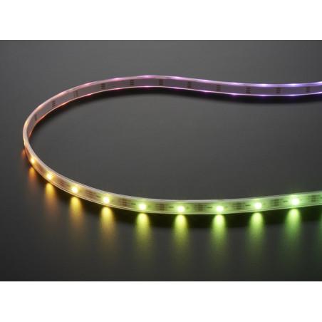Ruban LED RGBW étanche 30 NeoPixel de 1m blanc