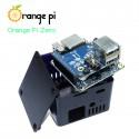 Orange Pi Zero H2+ Quad Core 512MB avec carte d'extension et boitier