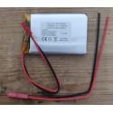 Batterie Lipo 3.7V 1950mAh