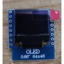 Module écran OLED 64x48