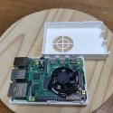 Boitier pour Raspberry Pi4 et ventilateur PLA