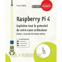 Livre Raspberry Pi 4 Exploitez tout le potentiel de votre nano-ordinateur (inclus un projet de station météo)