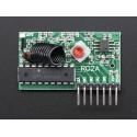 Récepteur RF T4 315Mhz
