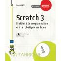 livre Scratch et Raspberry Pi - S'initier à l'électronique et à la robotique par le jeu