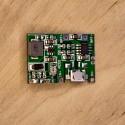 Chargeur de batterie et DC-DC Step Up Boost pour 18650 lithium Li-Ion