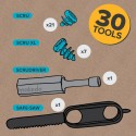 Makedo Toolkit starter kit