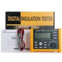 Testeur d'isolation digital professionnel MS5203