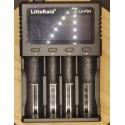 Chargeur Universel Rapide 18650 26650 21700 3.7 V/3.2 V/1.2 V/3.8 V