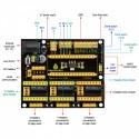 Shield CNC v4 +3 driver A4988 + 1 Nano pour CNC keyestudio