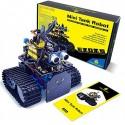 Mini tank robot