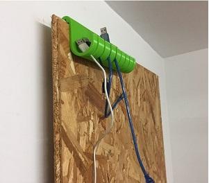 Support de câble