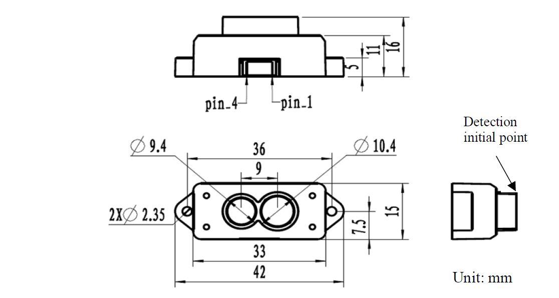 Micro lidar module